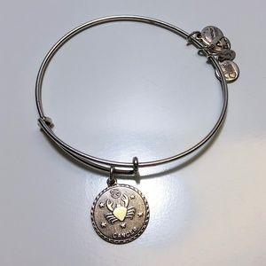 Alex and Ani Zodiac Cancer Bracelet